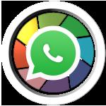 Stuur een whatsappje!