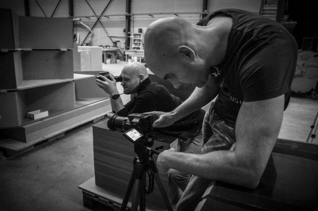 Stabilo Interieurbouw shoot