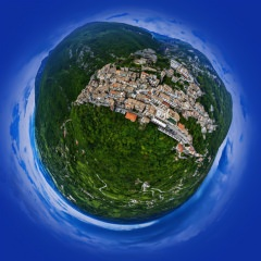 Panorama Italie Guardiagrele 360 Planet