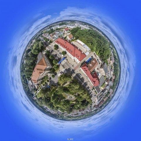 Panorama Polen 360 Planet