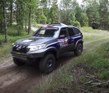 Brinky Rallysport Rallye Breslau 2019 - Etappe 3